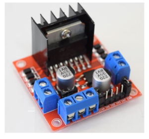 INTERFACING OF ARDUINO WITH MOTOR DRIVER